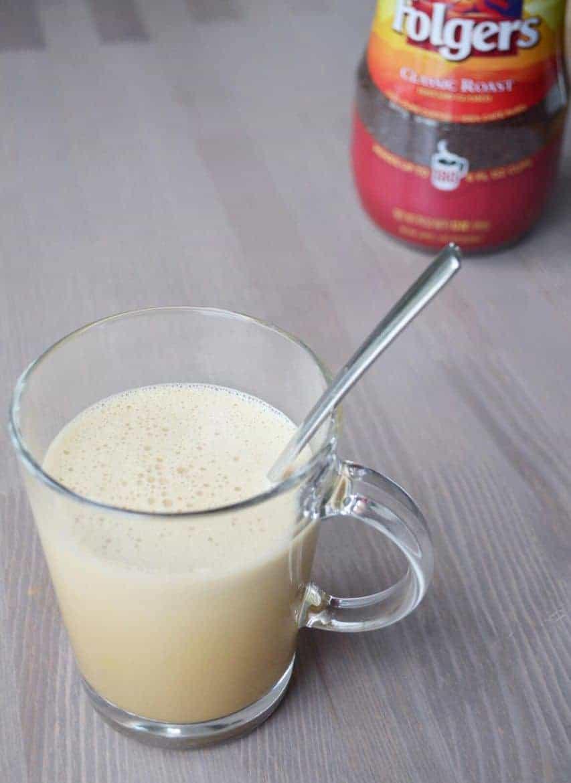 quick and easy latte recipe