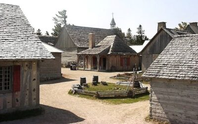 Fort Michillimackinac