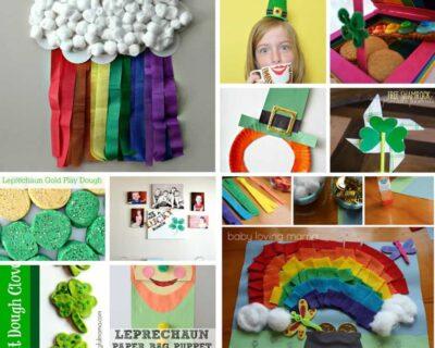 Fun St Patricks Day Crafts 1