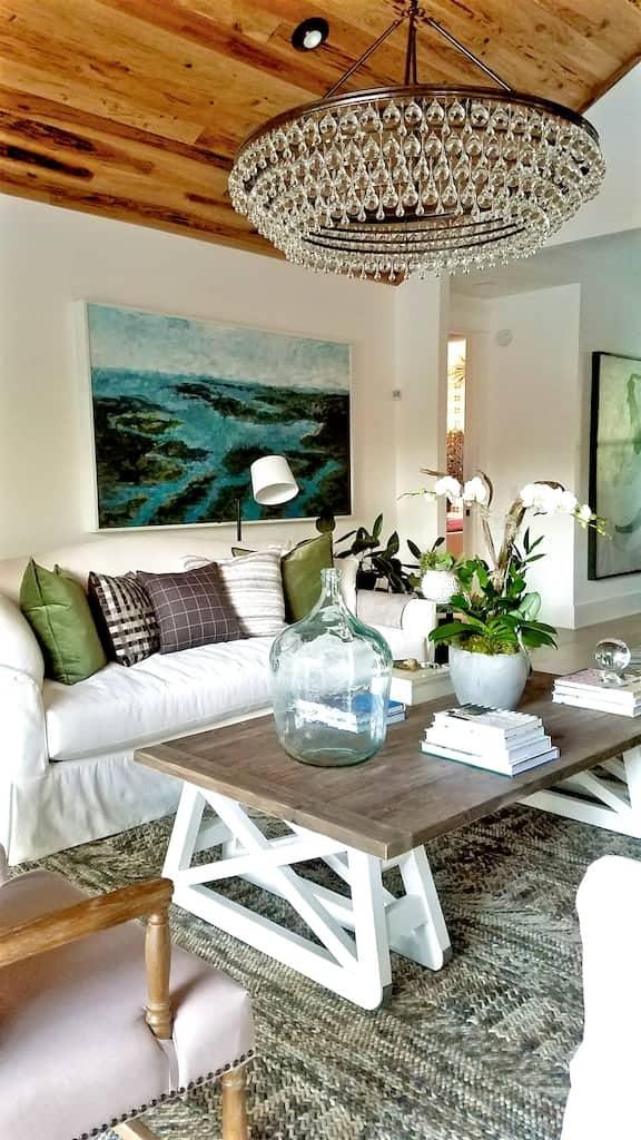 hgtv dream home 2017 living room look book. Black Bedroom Furniture Sets. Home Design Ideas