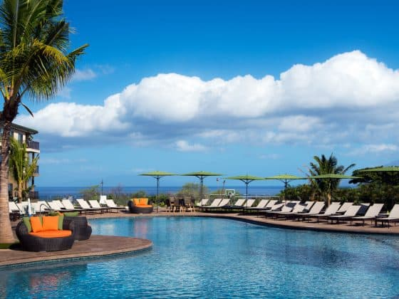 HNMRI Morning Pool 560x420 - Residence Inn Maui Puts the Relaxation Back in Vacation for Parents