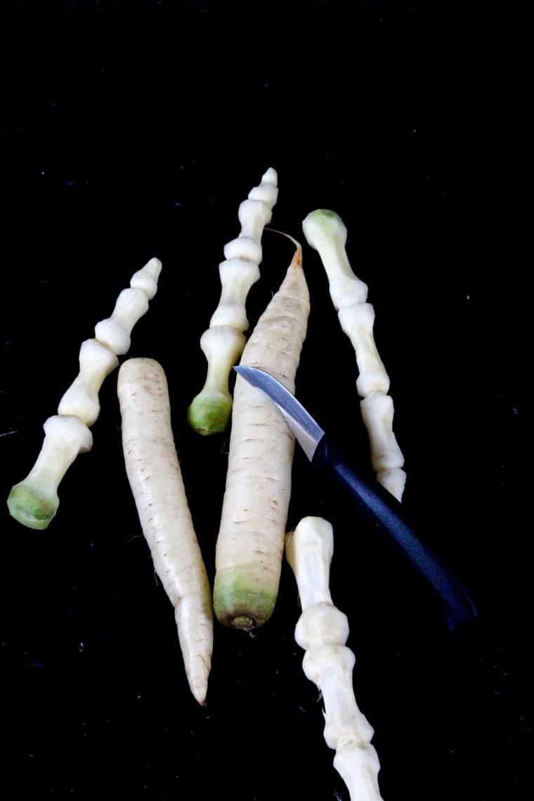 IMG 9312 760x1140 - Spooky Halloween Recipe: Black Bean Spaghetti with AFRAID-O Sauce