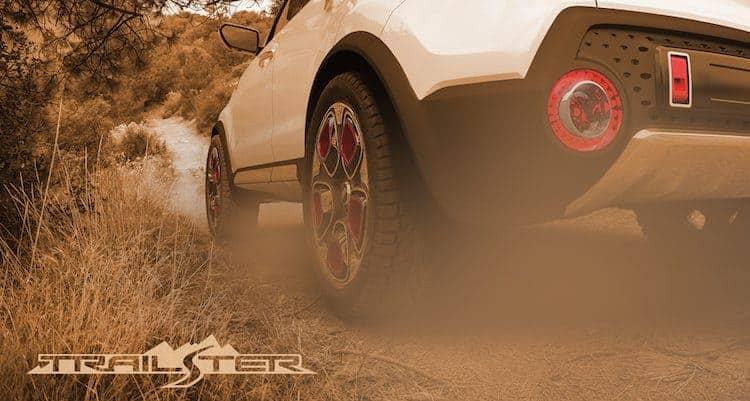 Kia Trailster Concept