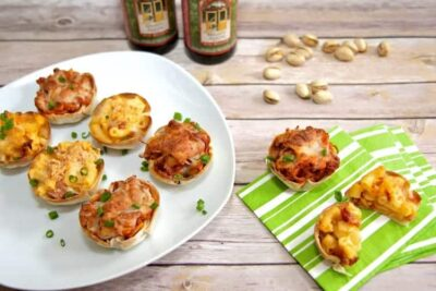 Lasagna mac and cheese cups recipe 1 1