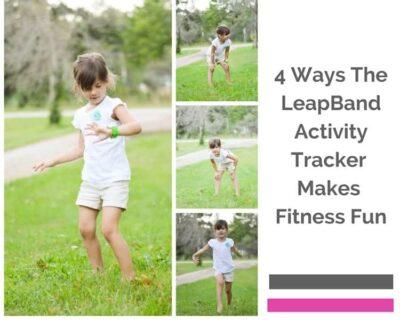 LeapBand Activity Tracker
