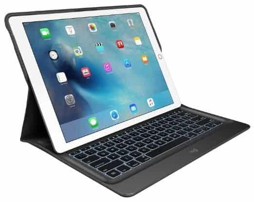 Logitech Create Backlit Keyboard Case