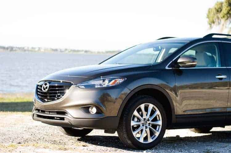 just how livable is the 2015 mazda cx 9 grand touring surf and sunshine. Black Bedroom Furniture Sets. Home Design Ideas