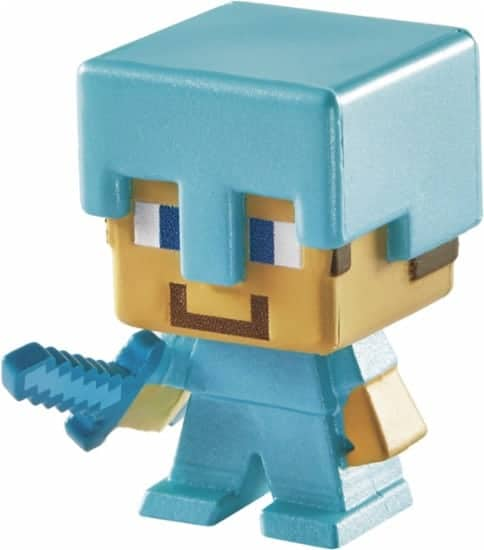 Minecraft Figure - Last Minute Gifts For The Minecraft Addict In Your Life