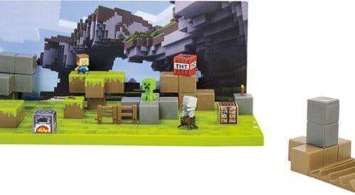 Minecraft Movie Set