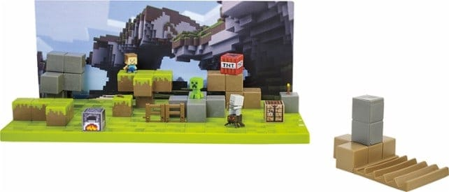 Minecraft Movie Set - Last Minute Gifts For The Minecraft Addict In Your Life