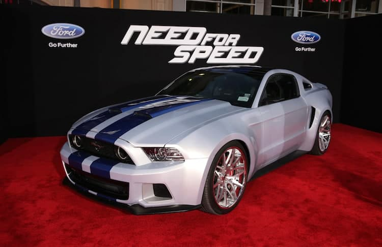 """US Premiere of DreamWorks Pictures """"Need for Speed"""""""