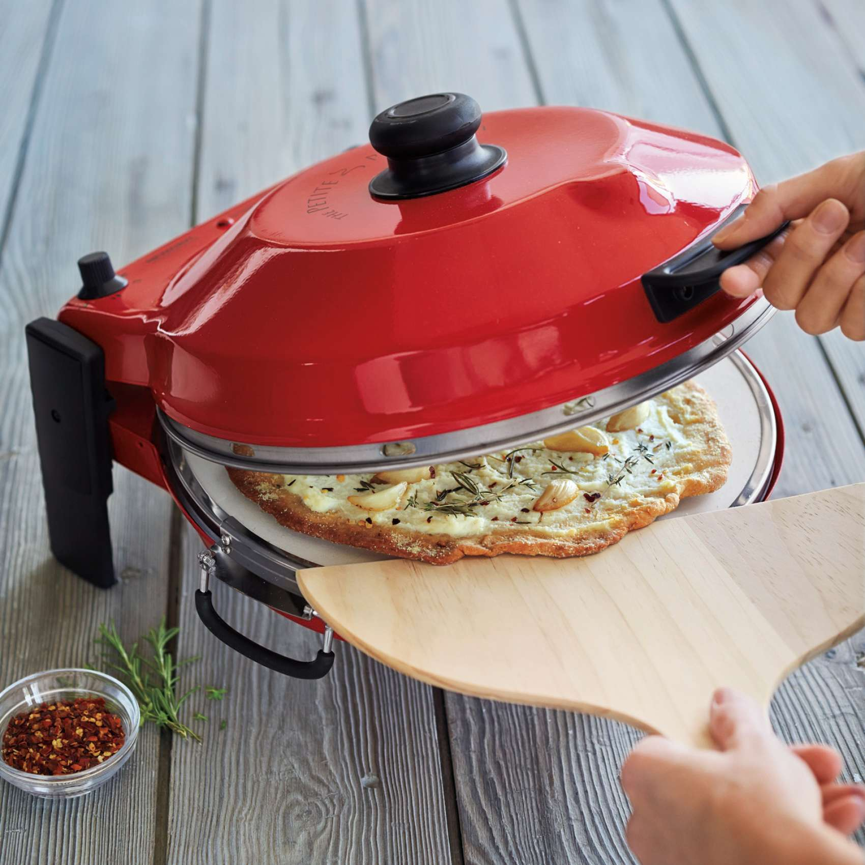 New Wave Pizza Cooker