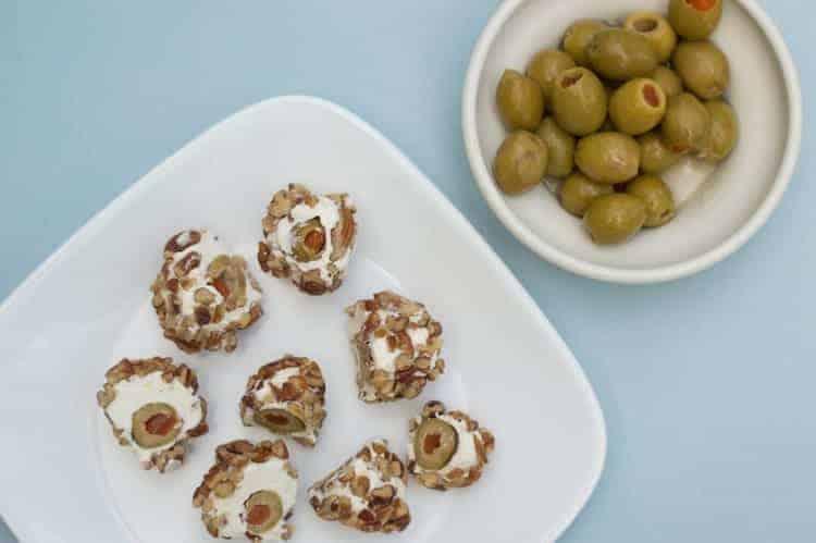 Pecan Olive Balls