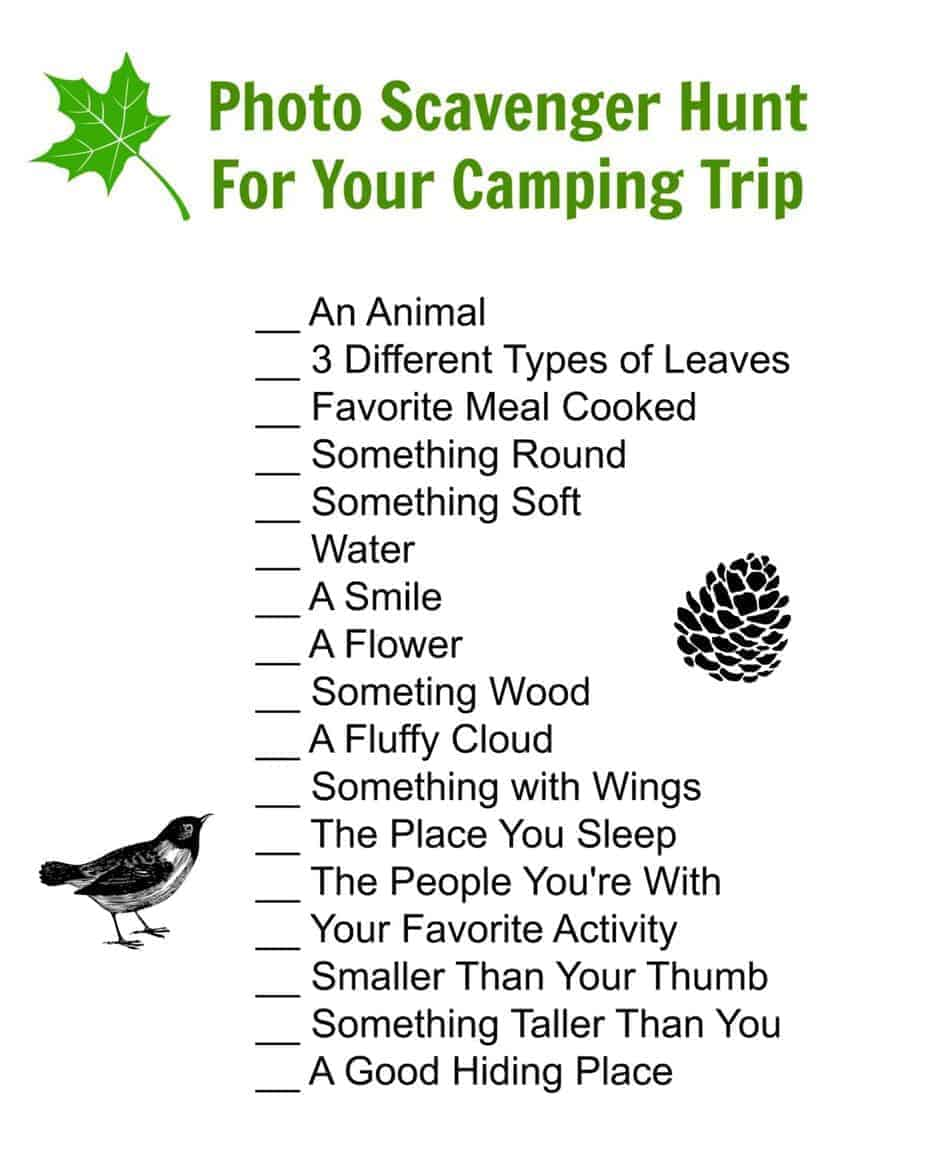 Photo Scavenger Hunt Ideas For Your Next Family Vacation