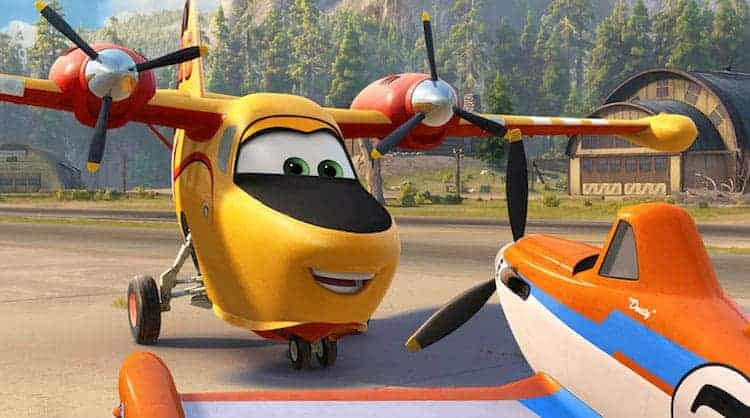 Planes Fire and Rescue 1