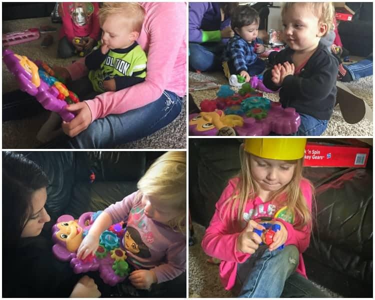 Playskool Toy Party