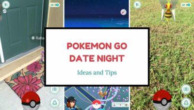 Pokemon GoDate Night