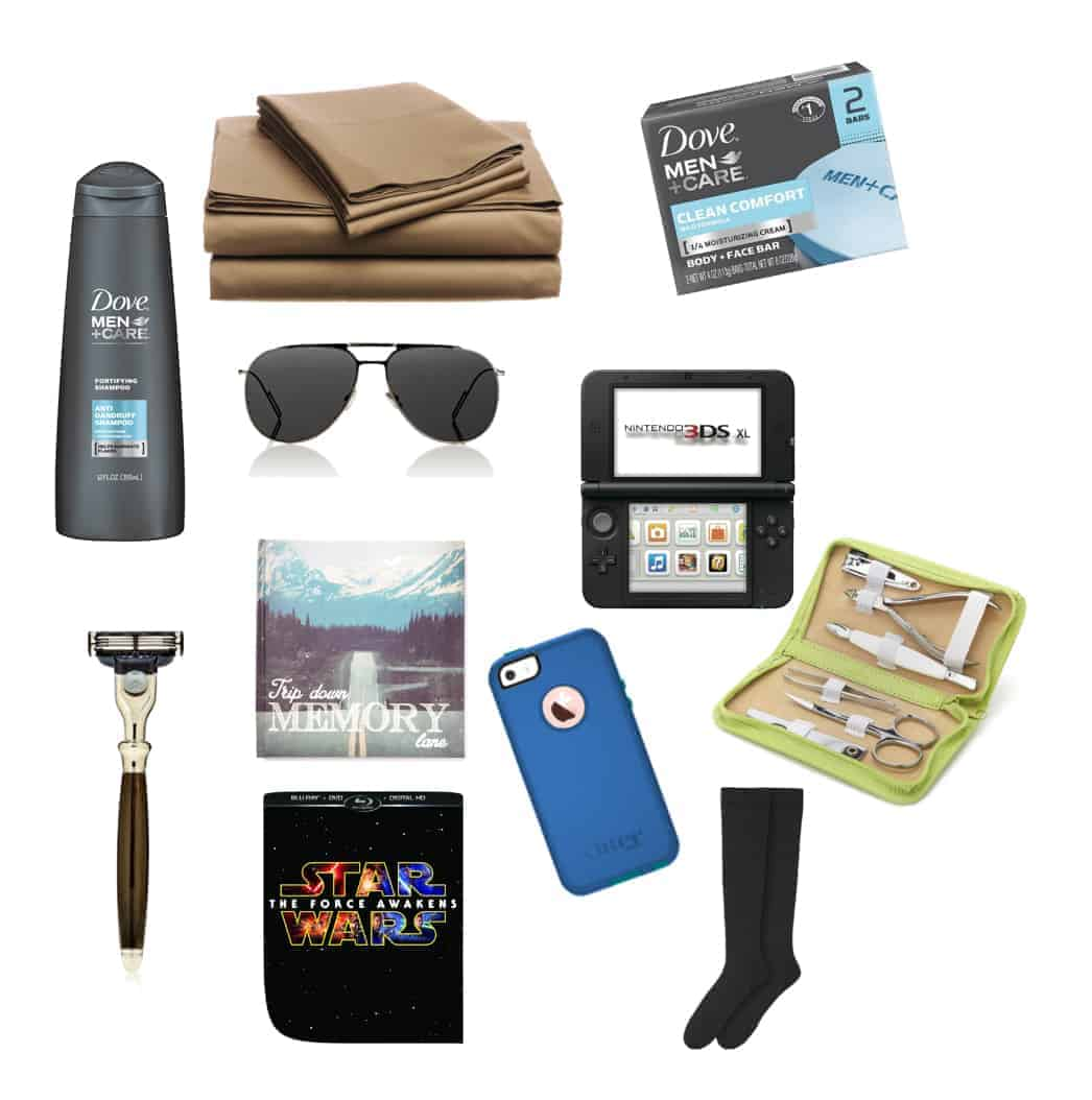 Fathers Day Gift Guide Military Care Package