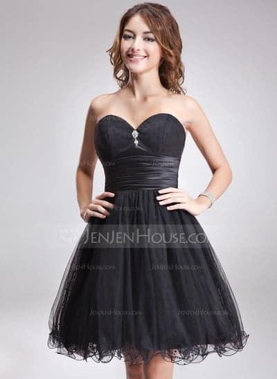 Princess Knee Length Dress