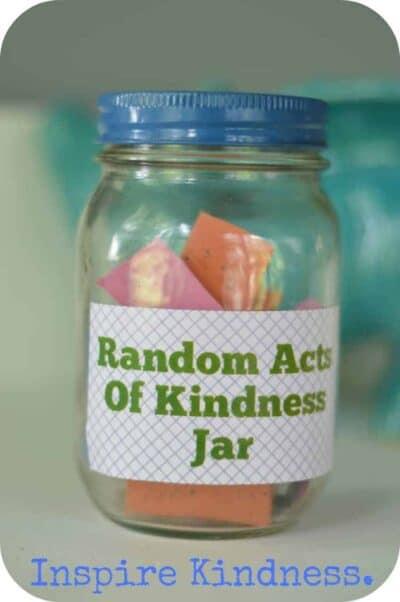 Random Acts of Kindness Jar1