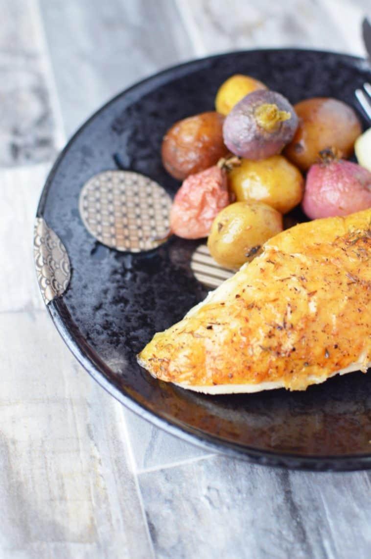 Simple Roast Chicken Recipe