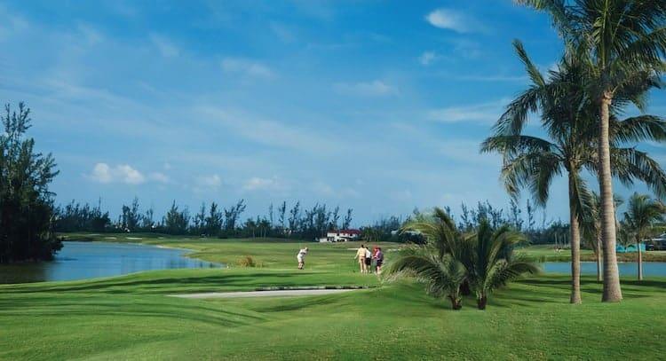 Robert Trent Jr Golf Course