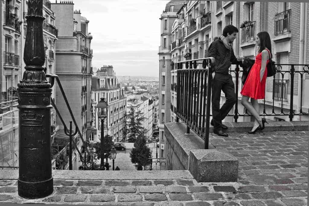 Montmartre passion, par Franck Vervial