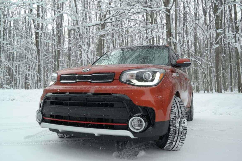 Delightful SAM 0127   Surviving Snow Days In The Kia Soul Turbo