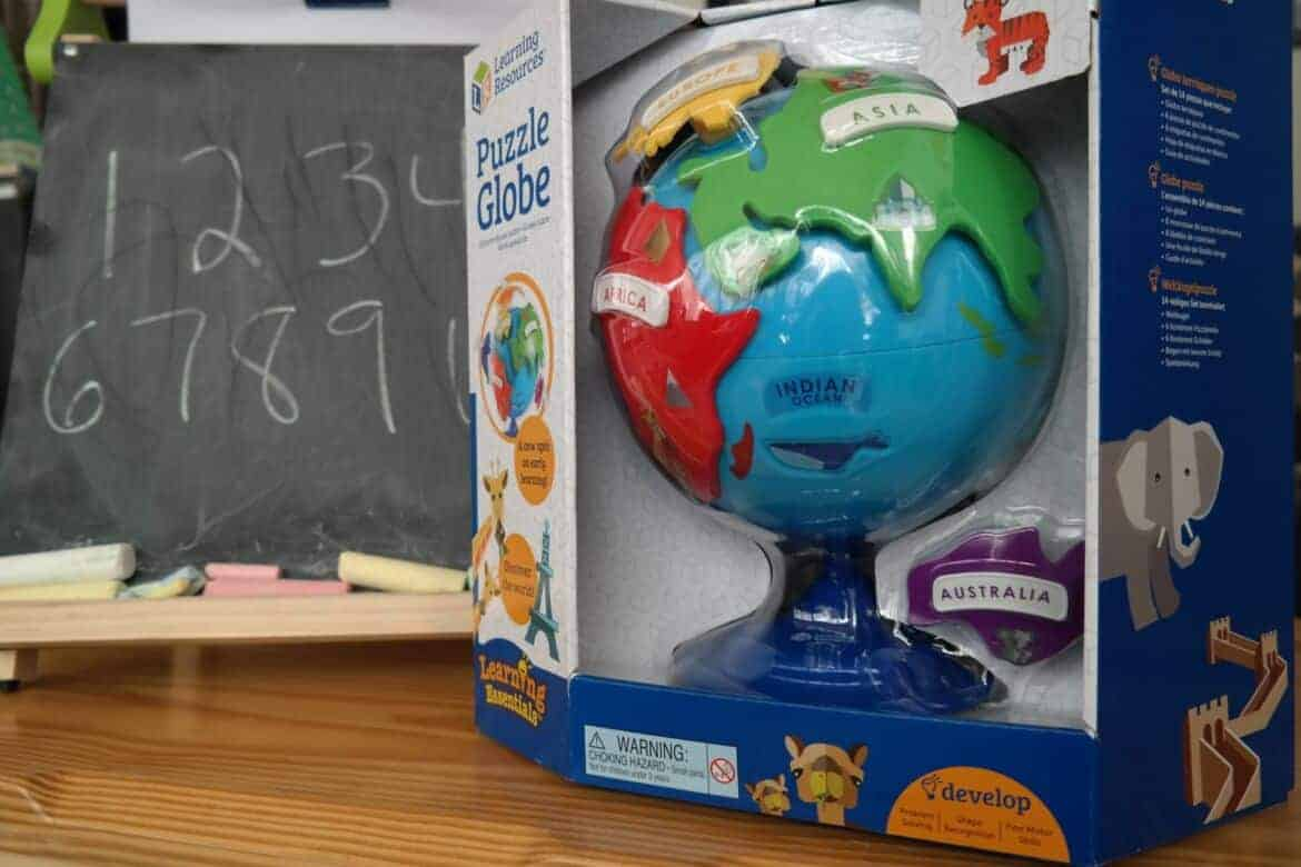 Teach Kids about Geography