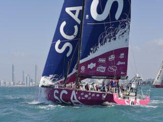 SCA Sail Boat