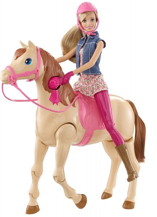Saddle Up Barbie