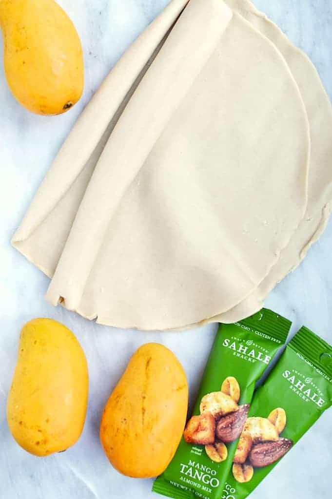 Sahale Inspired Mini Mango Pies Recipe 1