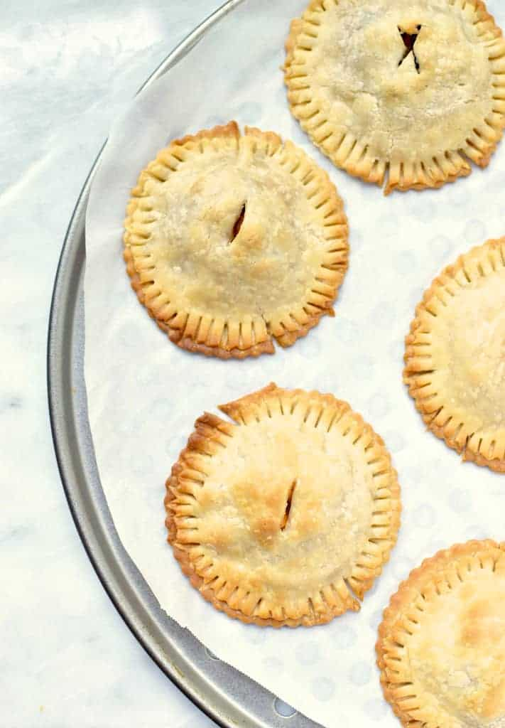 Sahale Inspired Mini Mango Pies Recipe 6