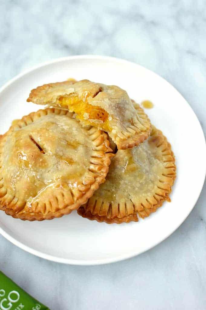 Sahale Inspired Mini Mango Pies Recipe 8