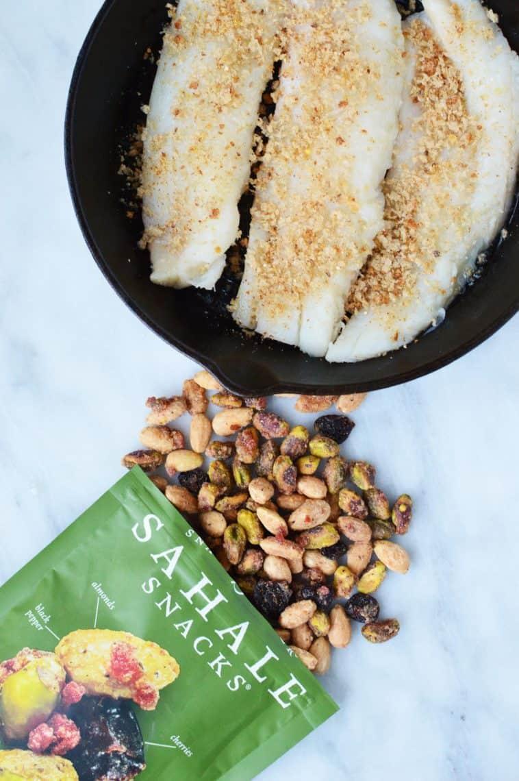 Sahale baked haddock 3