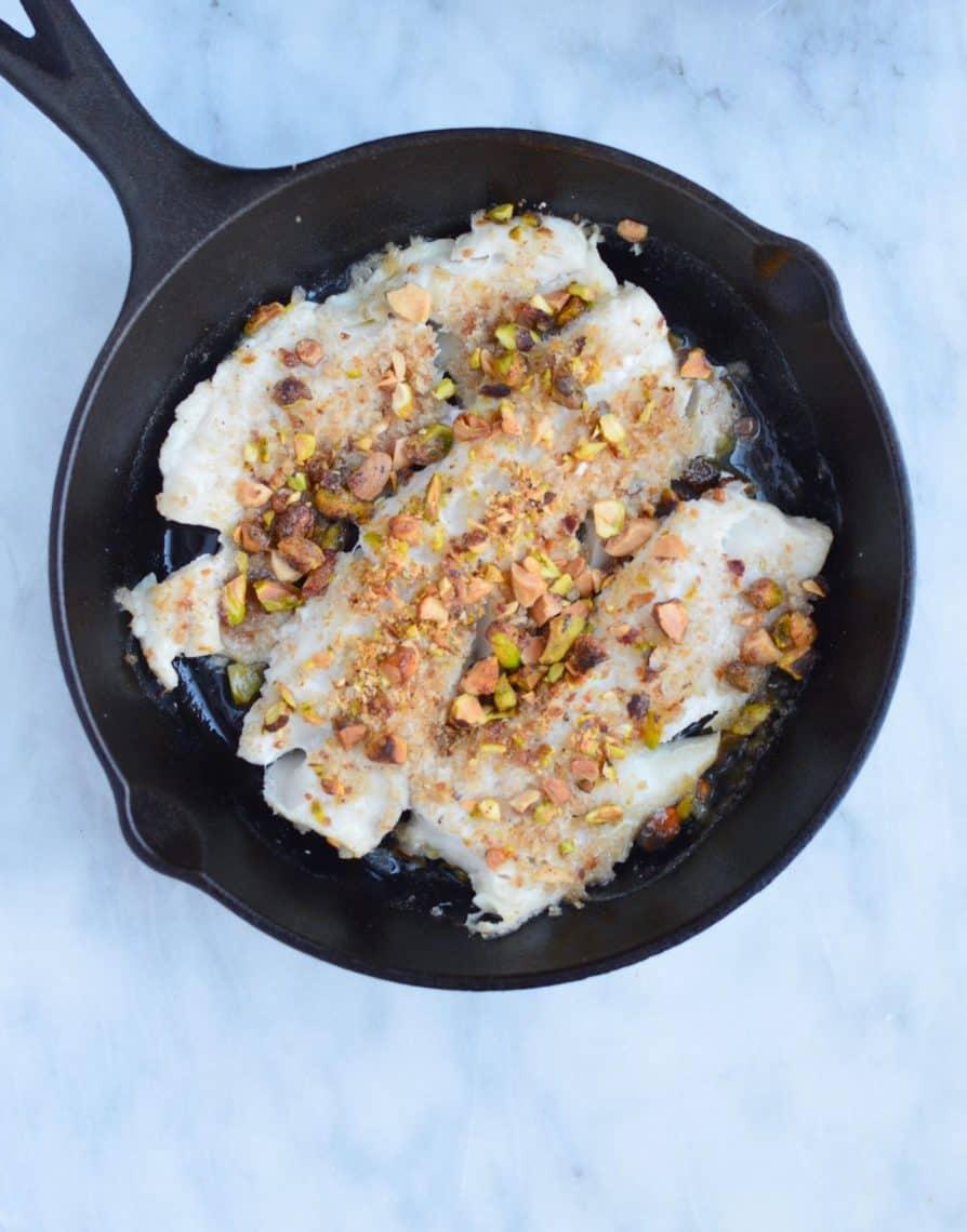 Sahale baked haddock 6