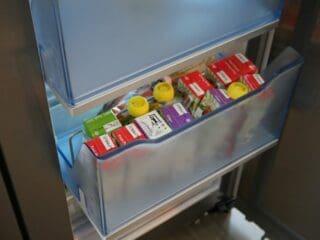 Samsung showcase refrigerator 2