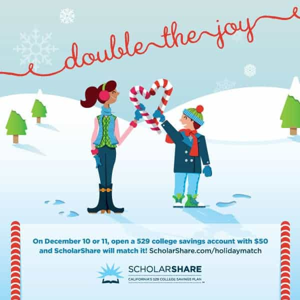 ScholarShare Matching Promotion_Holiday