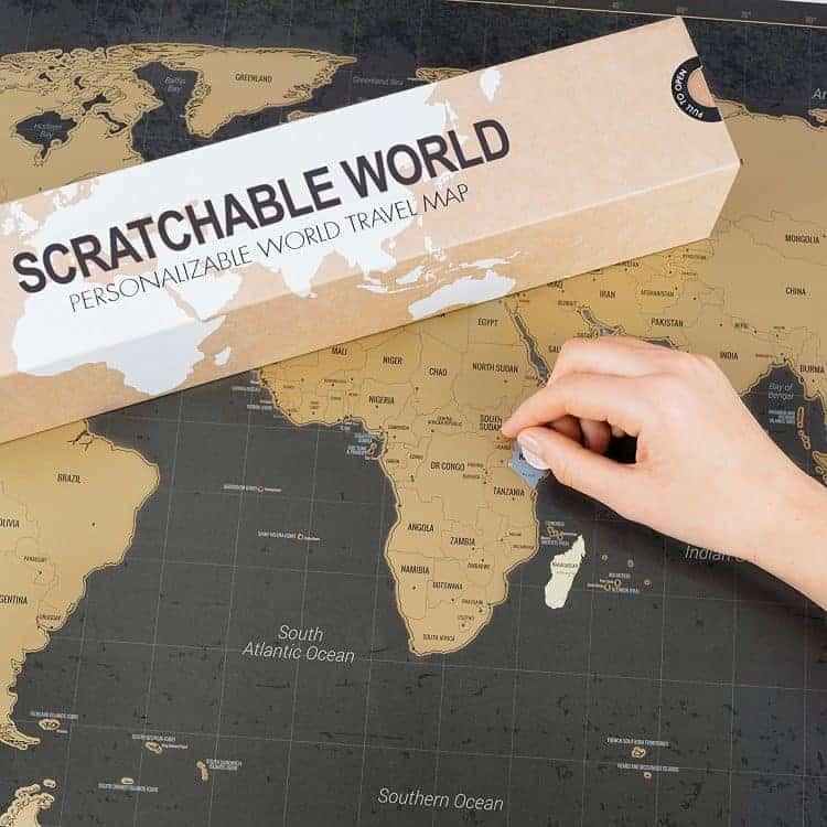 Scratchable World Map e1481333200106