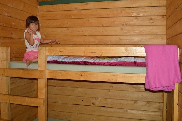 Sea Pirates Campground Basic Cabin 1