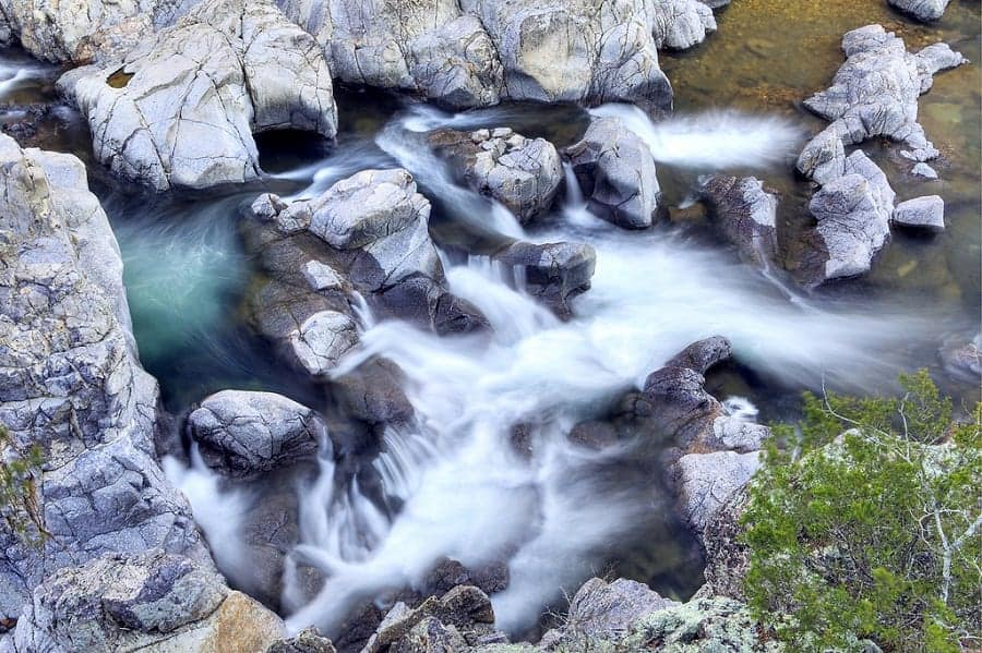 Shut ins - Natural Pools in usa