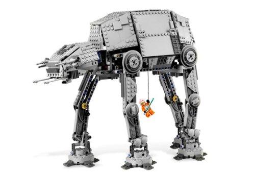 Star Wars Motorized AT-AT