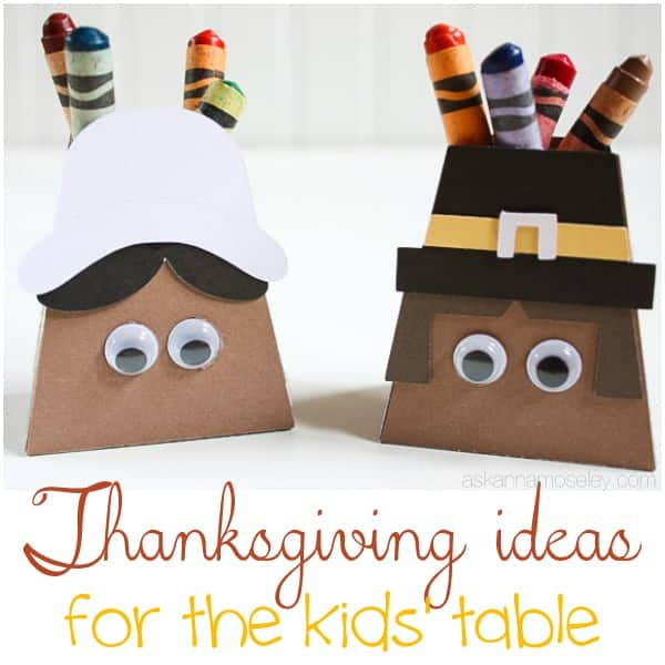 Thankgiving for kids Ask Anna