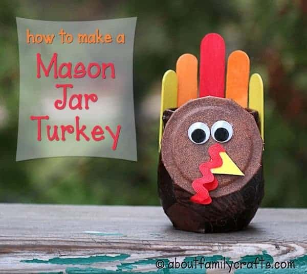 Thanksgiving Crafts for Kids 10