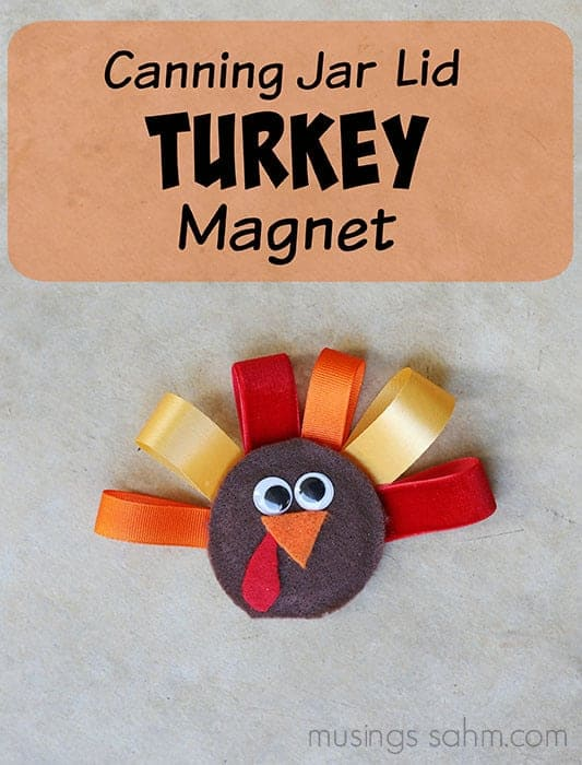 Thanksgiving Crafts for Kids 11