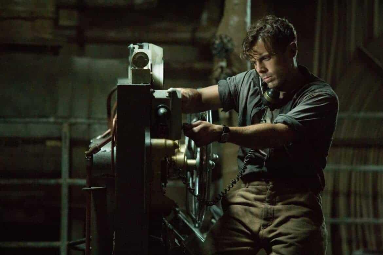 Ray Sybert (Casey Affleck)