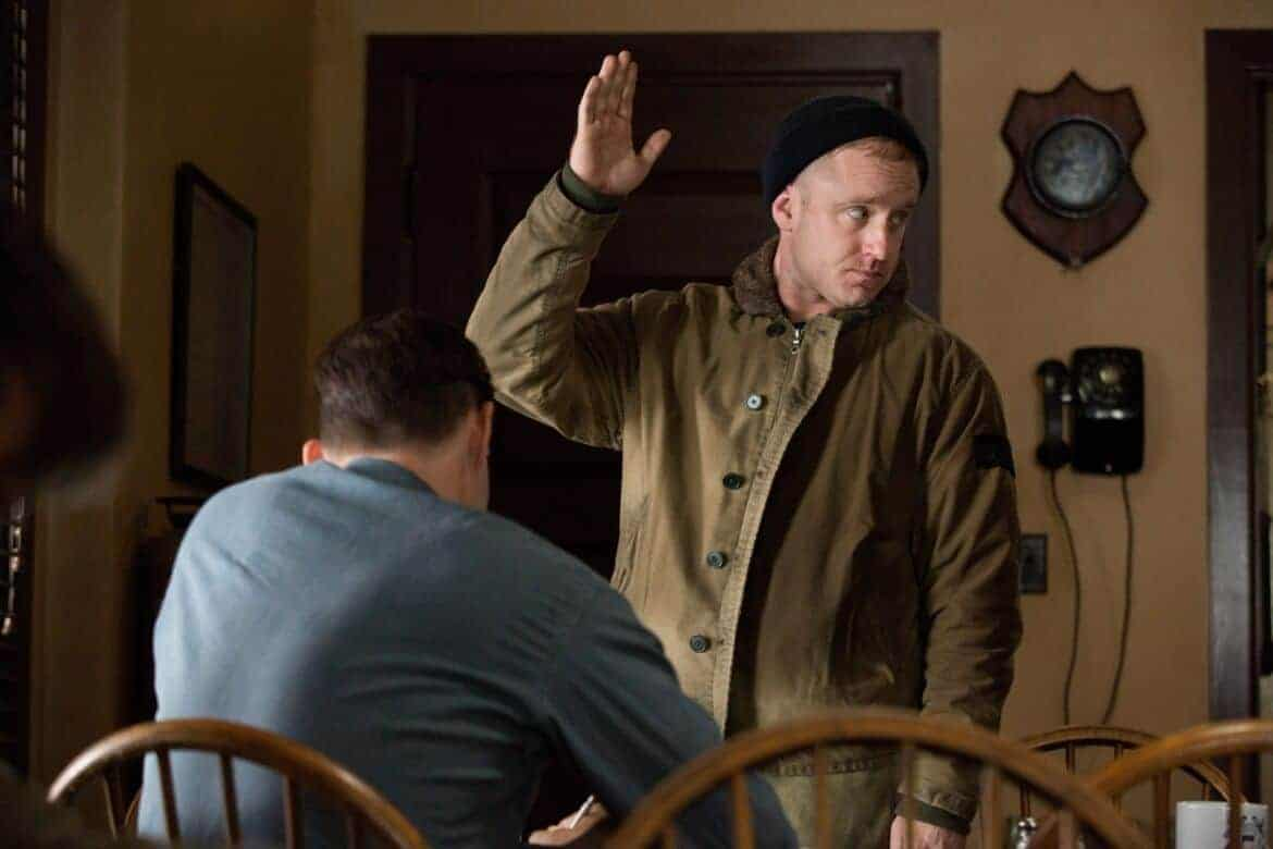 Ben Foster is Richard Livesey in Disney's THE FINEST HOURS