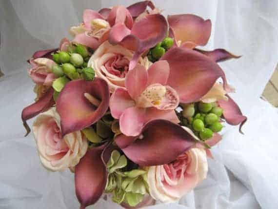 Tropical Wedding Bouquets 7