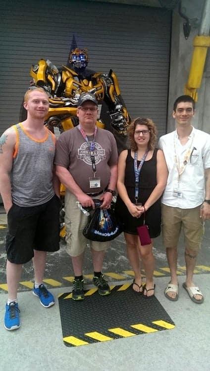 Universal Studios Orlando 2
