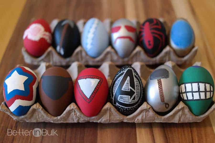 Unusual Ways to Decorate Easter Eggs 8